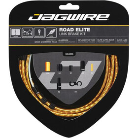 Jagwire Road Elite Link Bremszugset gold